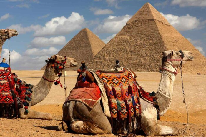 Αίγυπτος , μαγεία και μυστήριο