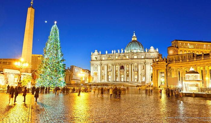 Χριστουγεννιάτικη Ρώμη * Βατικανό – Φλωρεντία * Σίγουρη Αναχώρηση
