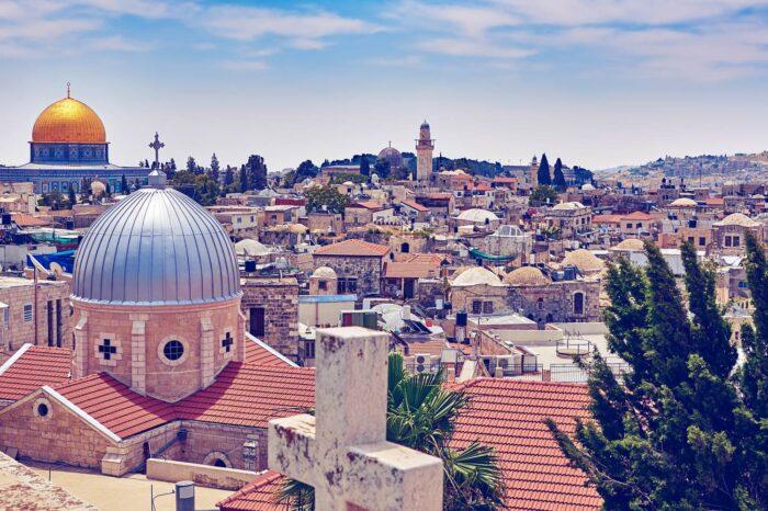 Άγιοι Τόποι – Σινά * Η Βίβλος σε ένα ταξίδι
