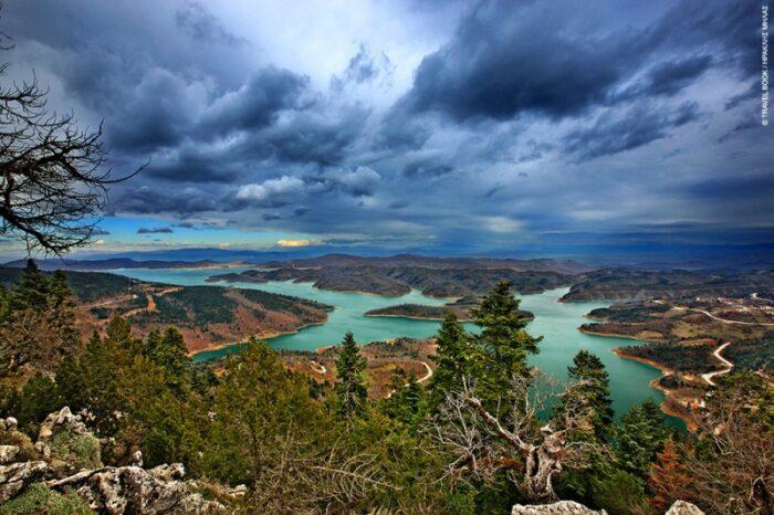 Ελάτη – Περτούλι – Λίμνη Πλαστήρα * Ο θρύλος του Ιππότη στον Μύλο των Ξωτικών